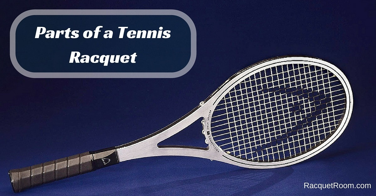 parts of tennis racket