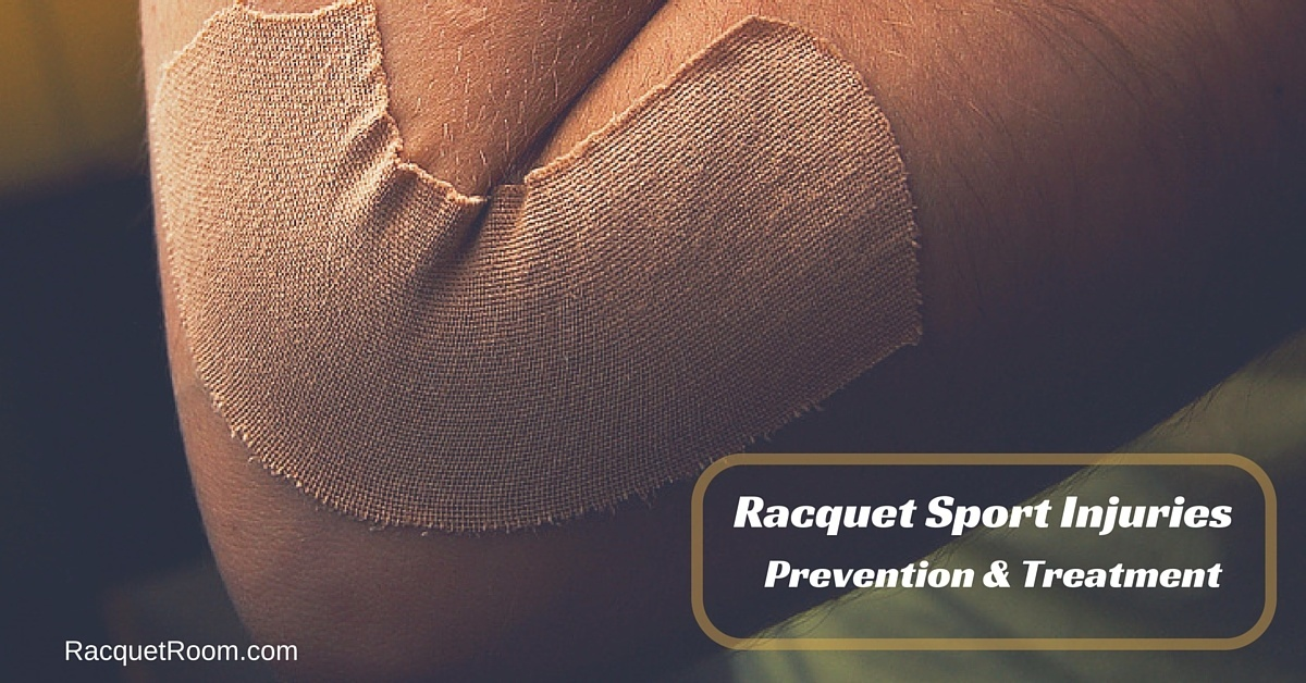 racquet sport injuries