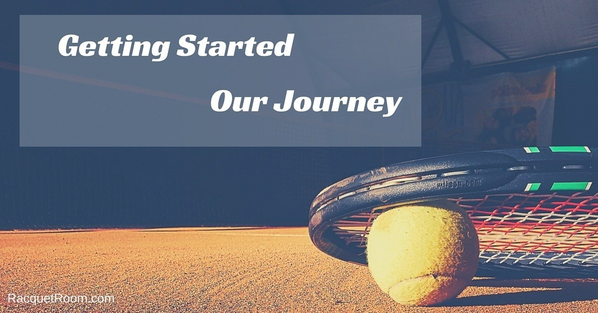 getting started racket sport