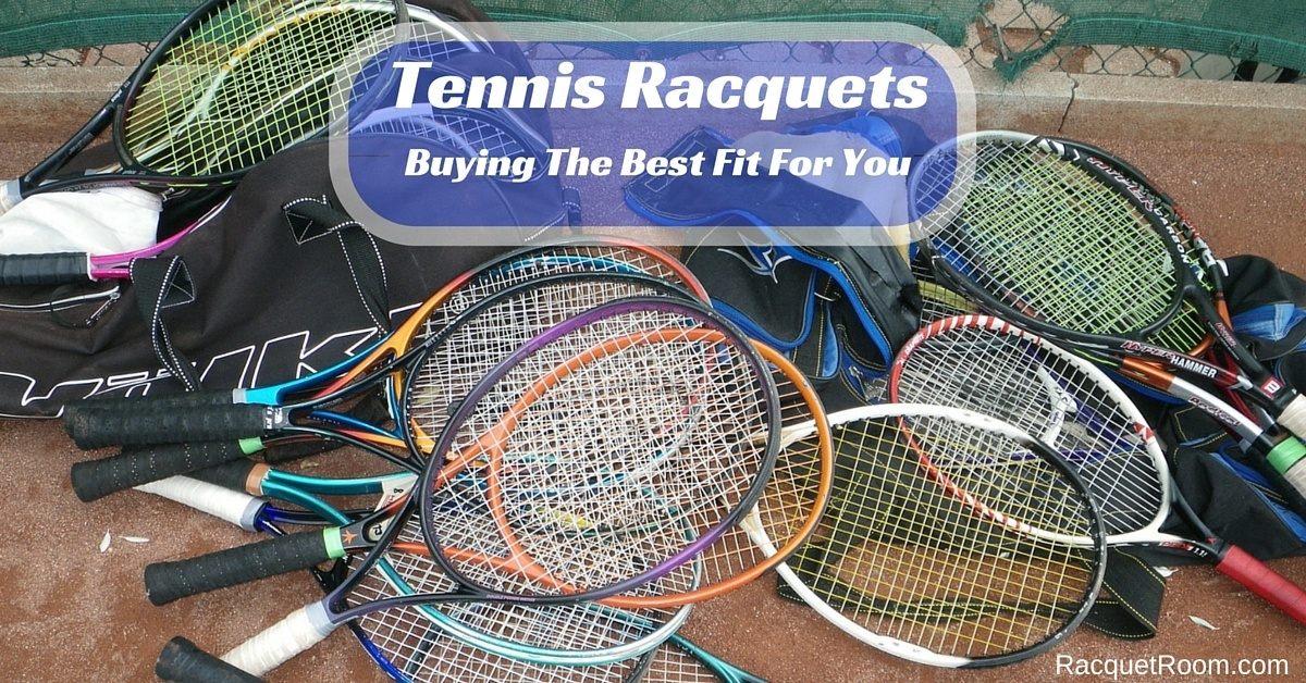 choosing a tennis racquet