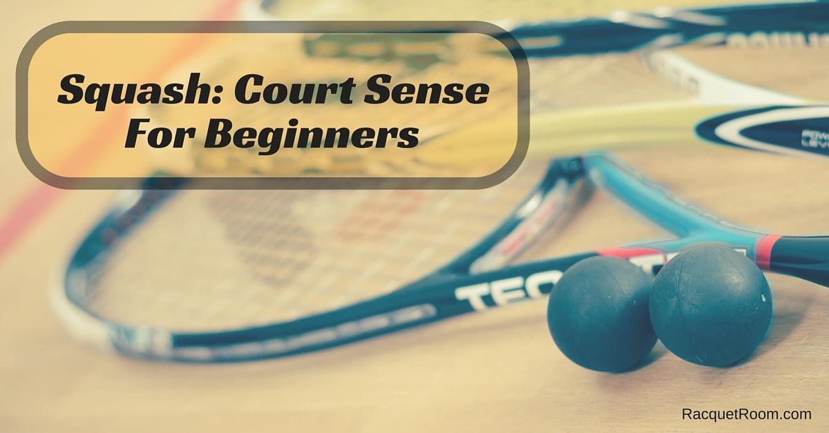 squash court sense